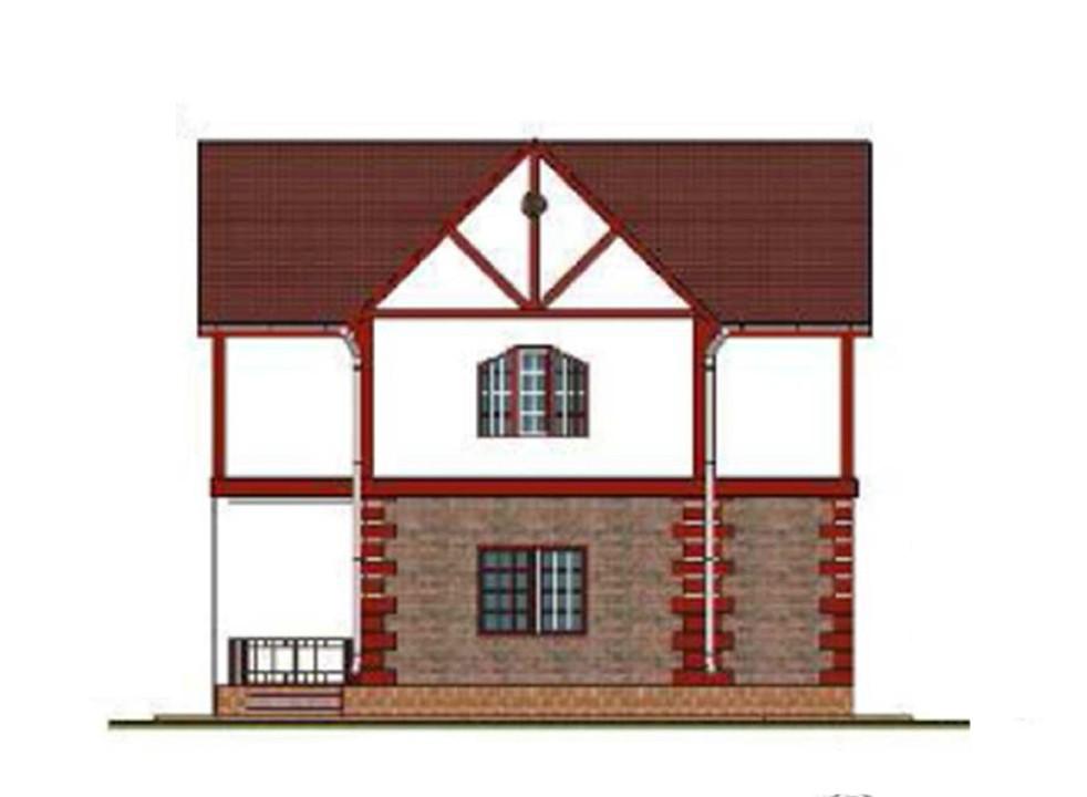 """Двухэтажный жилой дом """"Карина"""""""