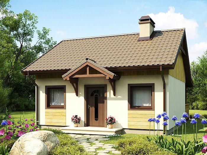 """одноэтажный жилой дом """"Светлана"""""""