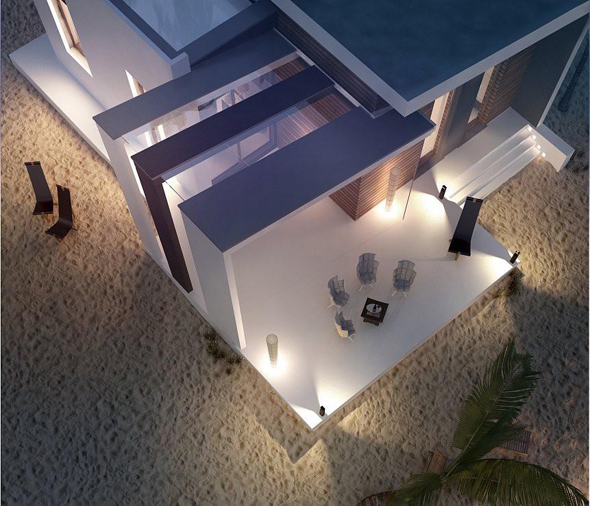 """одноэтажный жилой дом """"Экватор"""""""