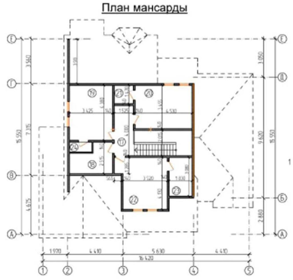 """Двухэтажный жилой дом """"Кентбрук"""""""