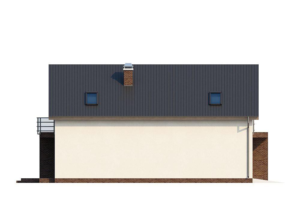 Двухэтажный жилой дом 146,9 м