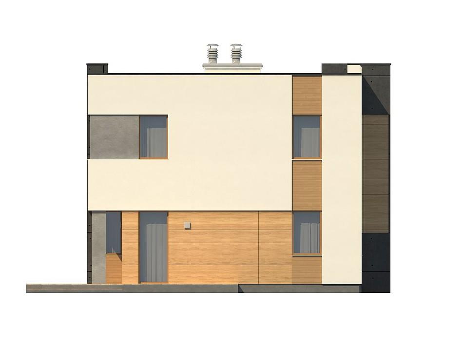 Двухэтажный жилой дом 127,9 м